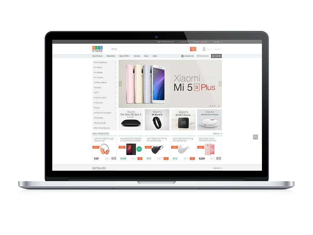 NIS-Store