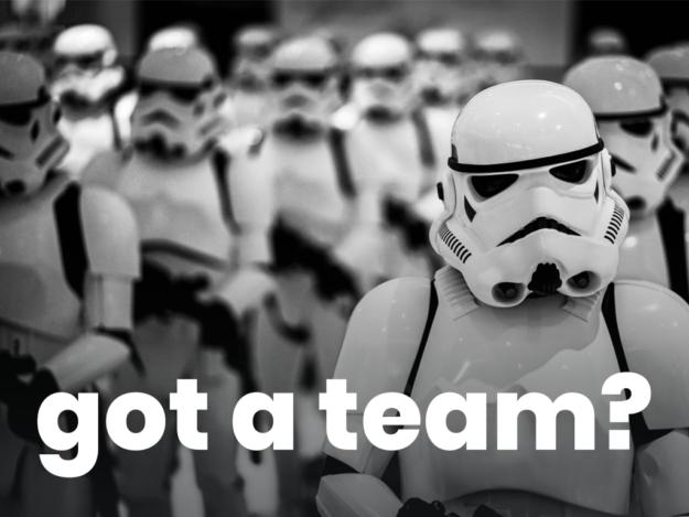 How to organize a team?